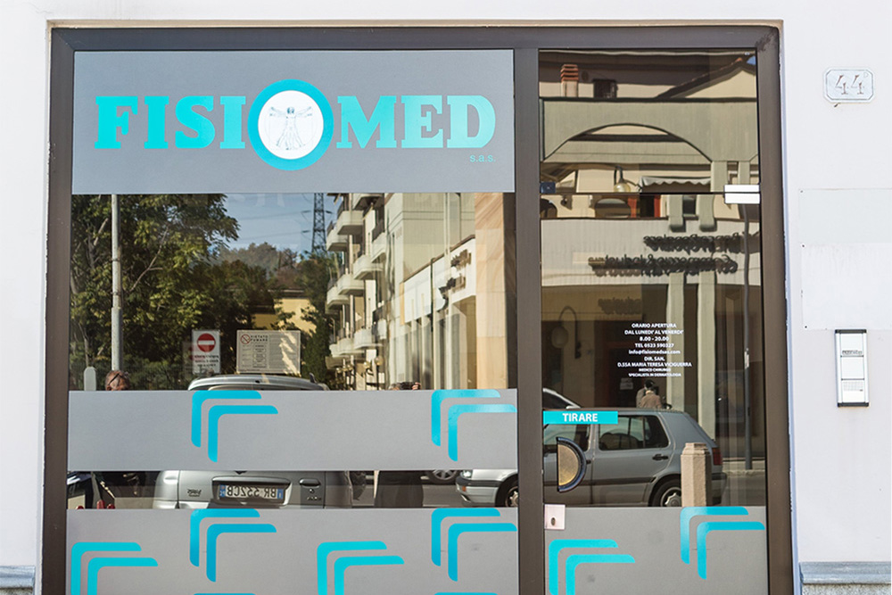 Fisiomed - Ingresso